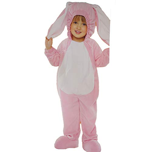 Rabbit Pink Bunny Costume Baby Infant 6-12 Months