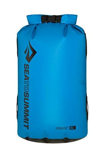 Sea to Summit Hydraulic Dry Bag, Blue, 35 Liter