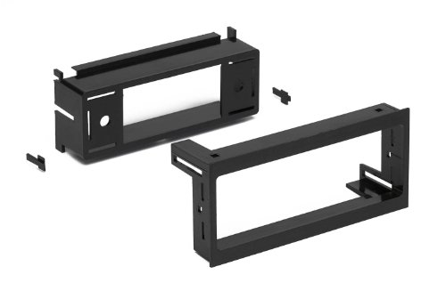 [Metra 99-4700 Telescoping Installation Kit for Select 1982-up GM Vehicles (Black)] (Pontiac Montana 99 1999 Car)