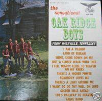 Oak Ridge Boys The Sensational Oak Ridge Boys From