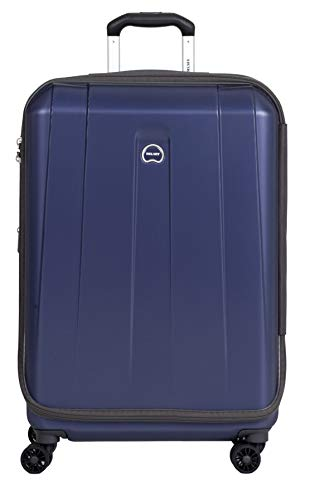 Best DELSEY Paris Delsey Luggage Helium Shadow 3.0 25 Inch Exp. Spinner Suiter Trolley (One Size Navy)