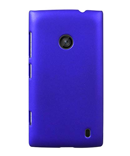 covernew plastic back cover for nokia lumia 520   royal blue Blue