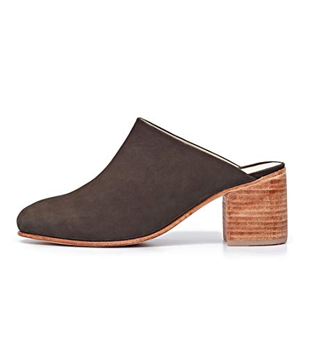 Nisolo Women's Paloma Closed Toe Heeled Mule
