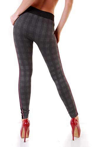 weiss OSAB Femme Jeans Rot blau Fashion qIf4xf8wY