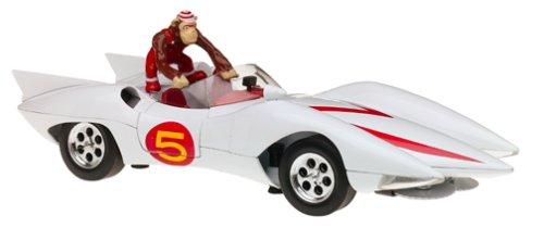 Speed Racer 1/18 Diecast Mach 5 Replica