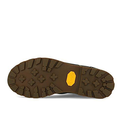 Para Mujer Dolomite Piel Zapatillas Senderismo Sintético Negro De xwnYqzXR6B