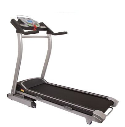 Confidence TXI Heavy Duty 1100W Electric Motorised Treadmill Running Machine