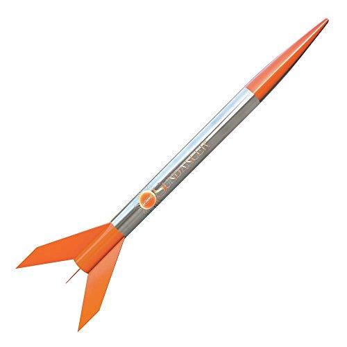 Estes Super Neon Flying Model Rocket Kit