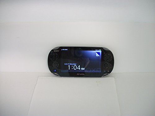 (Sony PlayStation Vita Handheld Touchscreen Game Console w/3G, WiFi, Bluetooth & Dual Cameras)