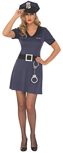 Rubie's Women's Police Woman Costume, as as Shown, Small