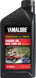 Yamaha Yamalube 10W30 Generator Oil - Full Case of (12) 1 Quart Bottles