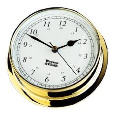 Endurance 085 Clock - WEEMS & PLATH Endurance Collection 085 Quartz Clock (Brass)