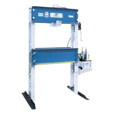 Press Ton 12 (OTC 1845 55 Ton Capacity Heavy-Duty Shop Press with Electric/Hydraulic Pump)
