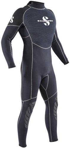 Amazon.com: SCUBAPRO 1 mm los hombres Tropical Wetsuit – 3 x ...