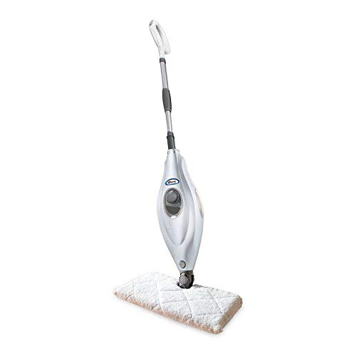 Best Buy! Shark S3550 Steam Pocket Mop Super Heated Double-Sided Cleaning Steamer (Renewed)