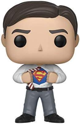 Funko- Pop Vinilo: Smallville: Clark Kent, Multicolor, Standard (30189)