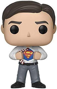 Funko- Pop Vinilo: Smallville: Clark Kent, Multicolor, Standard (30189): Amazon.es: Juguetes y juegos