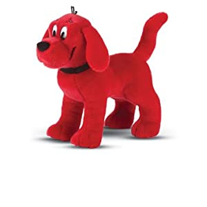 """Standing Clifford Red Dog 16"""" by Douglas Cuddle Toys"""