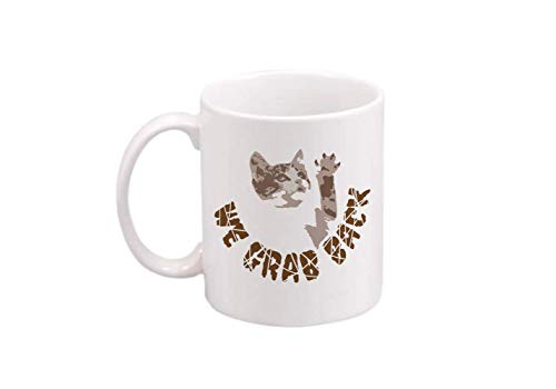 Femishopzi We Grab Back 11oz Coffee Mug
