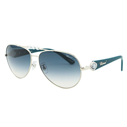 chopard-sch-997s-aviator-acetate-metal-women-shiny-palladium-petroleum-blue-shaded0579-n-61-14-135