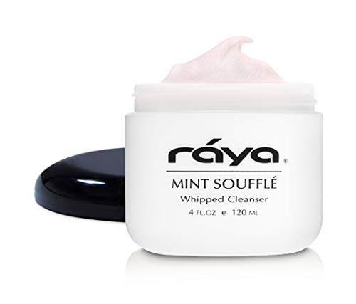 RAYA Mint Soufflé Facial Cleanser 4 oz (102) | pH Balanced Face Wash for Oily and Combination Skin| Helps Clear Clogged Pores and Smooth Complexion by Raya (Image #8)