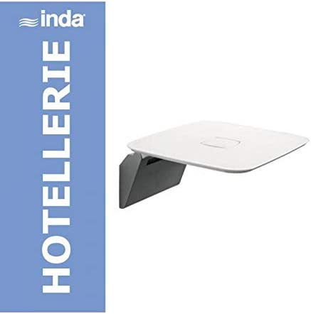 Sedile Doccia Ribaltabile Inda.Inda Av036bne Sedile Ribaltabile Per Doccia Collezione Hotellerie Nero Amazon It Fai Da Te