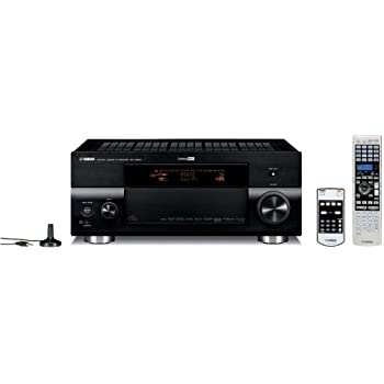 Yamaha RX-V3900BL 7.1-Channel Network Home Theater Receiver (Black) (Discontinued by Manufacturer)