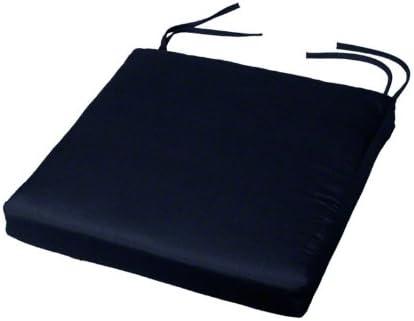 Cushion Source 18 x 18 x 2 Sunbrella Chair Pad Sunbrella Navy