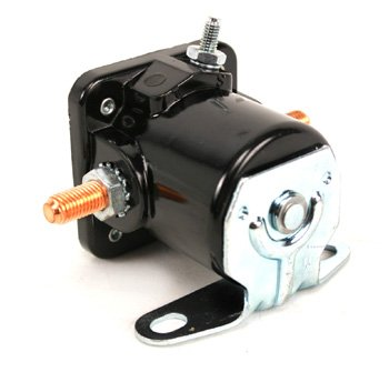 Crank-n-Charge Starter Solenoid for Meyer & Western Snow Plow & Hydraulic Pump Motor by Crank-n-Charge
