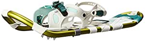 """Tubbs Snowshoes Wilderness Women's Snow Shoes, 25"""" - White/Green"""