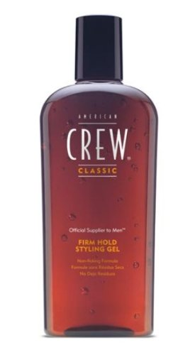 American Crew Classic Firm Hold Styling Gel, 15.2 (American Crew Classic Pomade)