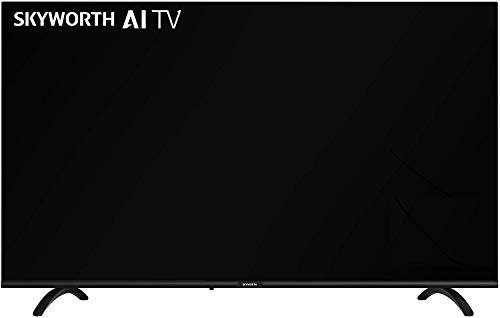 SKYWORTH E20 Series 32-Inch Smart TV | Voice Remote with Google Assistant - Android Operating System | 1mm Thin Bezel - 1080P - LED - A53 - Quad-Core | 32E20 model