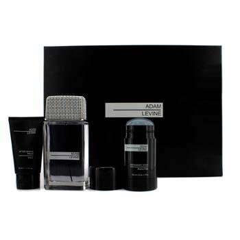 Ginger Mandarin After Shave - Adam Levine 3 Piece Gift Set for Men
