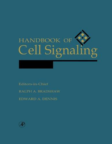 Handbook of Cell Signaling, Three-Volume Set: 1-3 (Cell Biology) Pdf