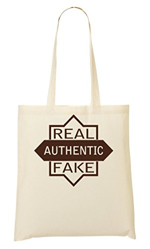 À Authentic Sac Provisions Sac Funny Real Graphics Fake Tout Fourre 8vwdAgqA