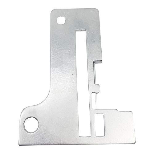 Rolled Hem Needle Plate 412784 for Singer for Singer SERGER 14U286 14U32 14U34 14U544 by LNKA ()