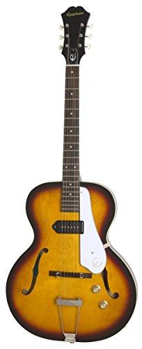 Epiphone ETCNVSNH1 Hollow-Body Electric Guitar, Vintage Sunburst