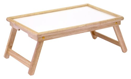 Winsome Wood Bed Tray (On Tray A Breakfast)