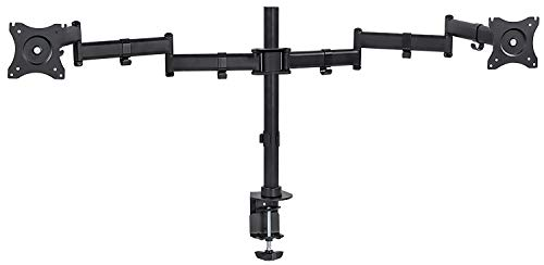 """Mount-It! Ultrawide Dual Monitor Mount 