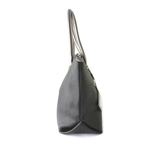 Bag designer Ted Lapidusnero depoca (speciale computer)- 45x29.5x17.5 cm.