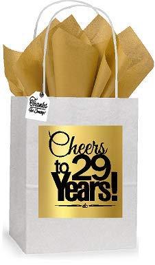 Amazon.com: Bolsas de regalo para cumpleaños o aniversario ...