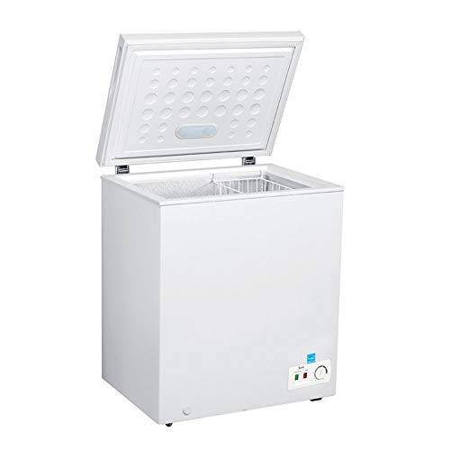 Avanti CF50B0W Chest Freezer 5.0, White