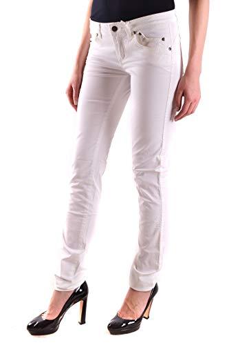 Bianco Jeckerson Cotone Donna Mcbi24398 Jeans qwz7I1