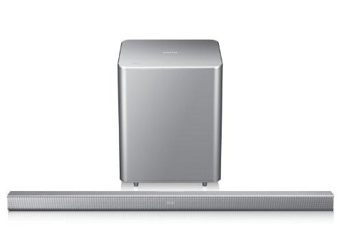 Samsung HW-F551 2.1-Channel 310 Watt Soundbar (Silver)