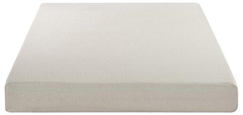 Zinus Ultima Comfort Memory Foam 6 Inch Mattress,Twin