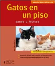 Gatos en un piso/ Indoor Cats (Mascotas/ Pets) (Spanish Edition) (Spanish) Paperback – Illustrated, October 27, 2008