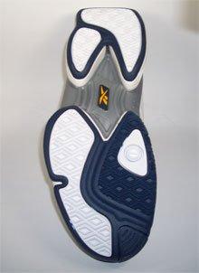 Reebok DMX Lift Mid, Weiches Leder für Halt, Komfort und Atmungsaktivität, DMX Dämpfung für optimalen Aufprallschutz, Größe Euro 42 / US 9 / UK 8 / 27 cm