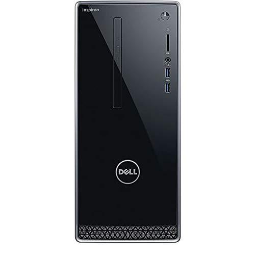 2018 Flagship Dell Inspiron 3668 High Performance Desktop -Intel Quad-Core i5-7400 3.0GHz 16GB DDR4 256GB SSD+1TB HDD DVDRW Bluetooth HDMI 802.11bgn MaxxAudio 5-in-1 Media Card Reader Windows 10 Pro (Memory Digital Dell)