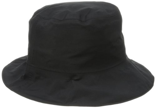 Zero Restriction Men's Gore-Tex Bucket Hat, Black, One Size