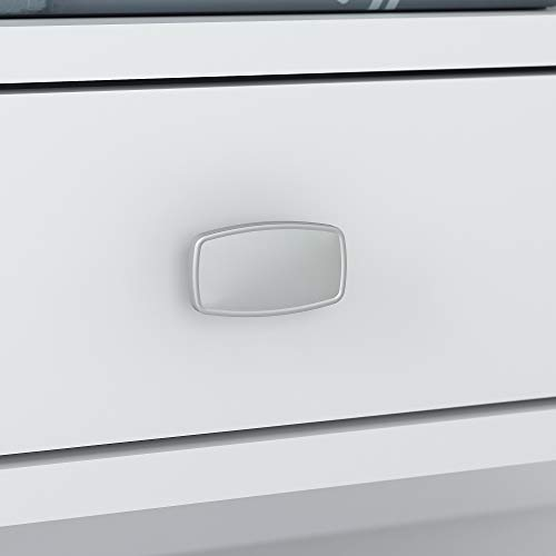 Jensen 1035P24WHGX Polished Edge Mirror Medicine Cabinet, 16 x 26